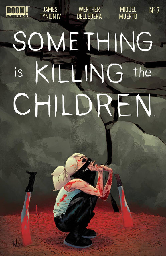 SOMETHING IS KILLING CHILDREN #7 - Black Cape Comics