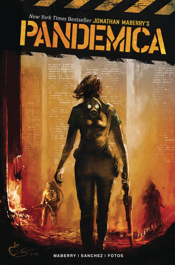 PANDEMICA TP VOL 01 - IDW PUBLISHING - Black Cape Comic