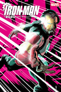 IRON MAN 2020 #5 (OF 6) - Black Cape Comics