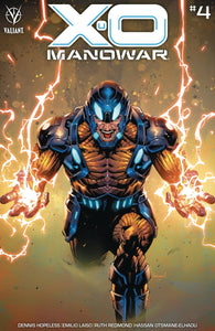 X-O MANOWAR (2020) #4 CVR C NGU (RES) - Black Cape Comics