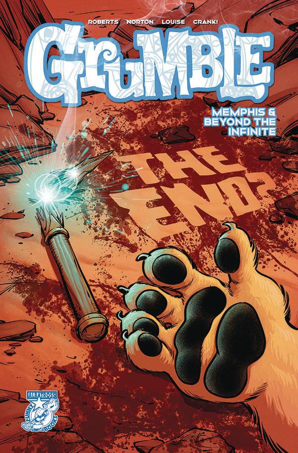 GRUMBLE MEMPHIS & BEYOND THE INFINITE #5 (OF 5) - ALBATROSS FUNNYBOOKS - Black Cape Comic