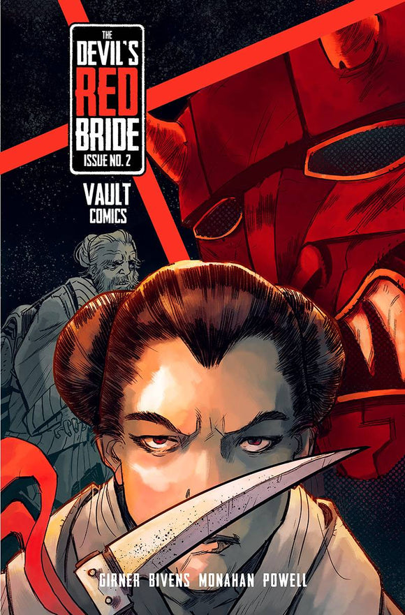 DEVILS RED BRIDE #2 CVR A BIVENS (MR) - VAULT COMICS - Black Cape Comic