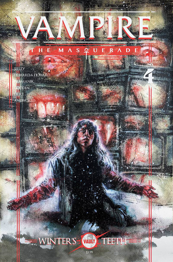 VAMPIRE THE MASQUERADE #4 CVR A CAMPBELL - VAULT COMICS - Black Cape Comic