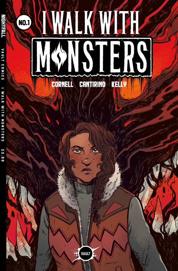 I WALK WITH MONSTERS #1 CVR A CANTIRINO (MR) - VAULT COMICS - Black Cape Comic
