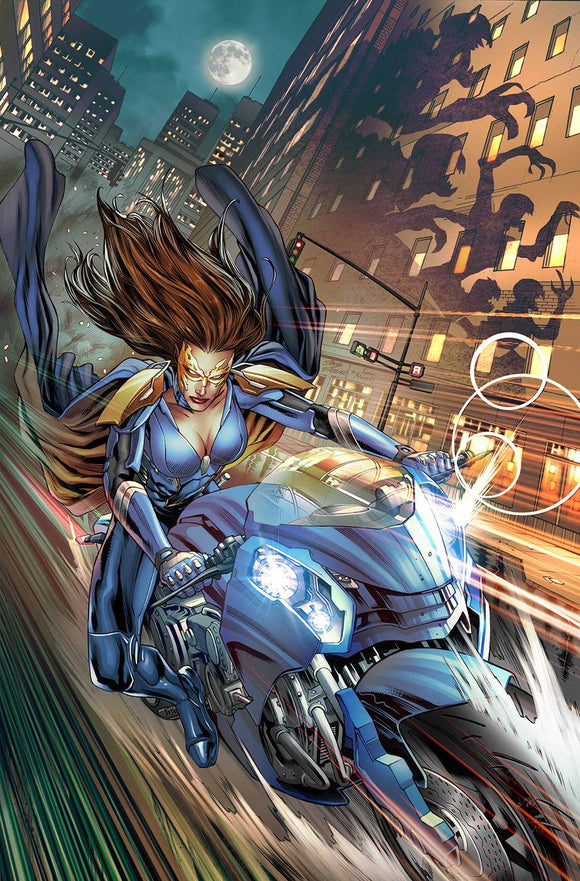 BELLE TARGETED PREY ONE SHOT CVR A VITORINO - ZENESCOPE ENTERTAINMENT INC - Black Cape Comic