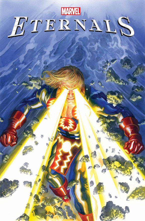 ETERNALS #1 ALEX ROSS VAR - MARVEL COMICS - Black Cape Comic