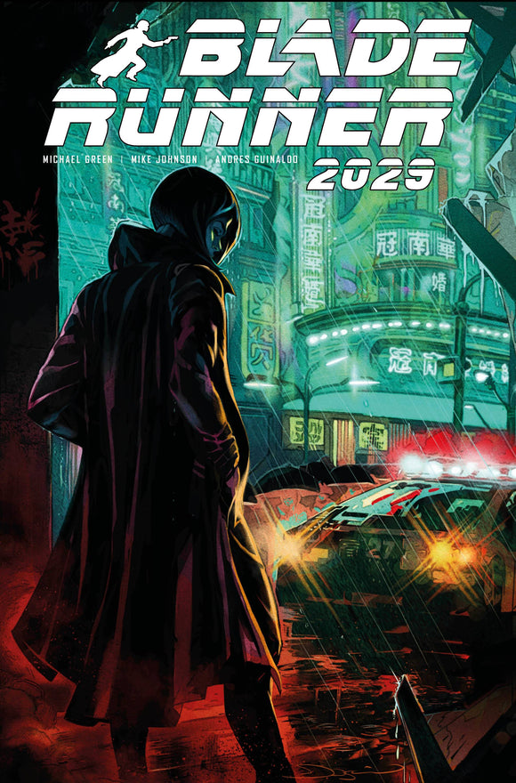 BLADE RUNNER 2029 #1 CVR C DAGNINO - TITAN COMICS - Black Cape Comic