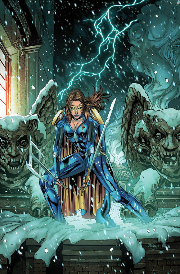 BELLE DEAD OF WINTER ONE SHOT CVR A VITORINO - ZENESCOPE ENTERTAINMENT INC - Black Cape Comic