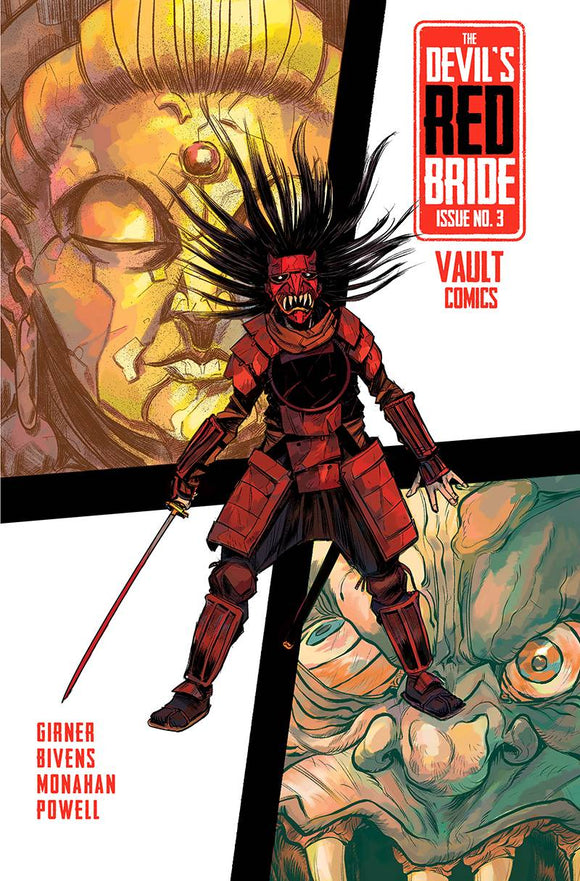 DEVILS RED BRIDE #3 CVR A BIVENS (MR) - VAULT COMICS - Black Cape Comic