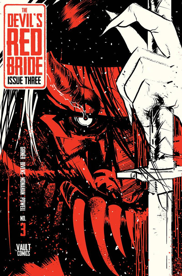 DEVILS RED BRIDE #3 CVR B DANIEL (MR) - VAULT COMICS - Black Cape Comic