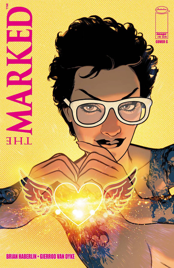 MARKED #10 CVR C HABERLIN (MR) - IMAGE COMICS - Black Cape Comic