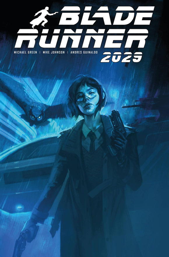 BLADE RUNNER 2029 #2 CVR C CARANFA - Black Cape Comics