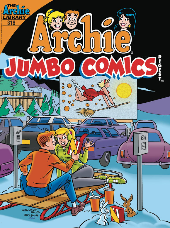 ARCHIE JUMBO COMICS DIGEST #316 - Black Cape Comics