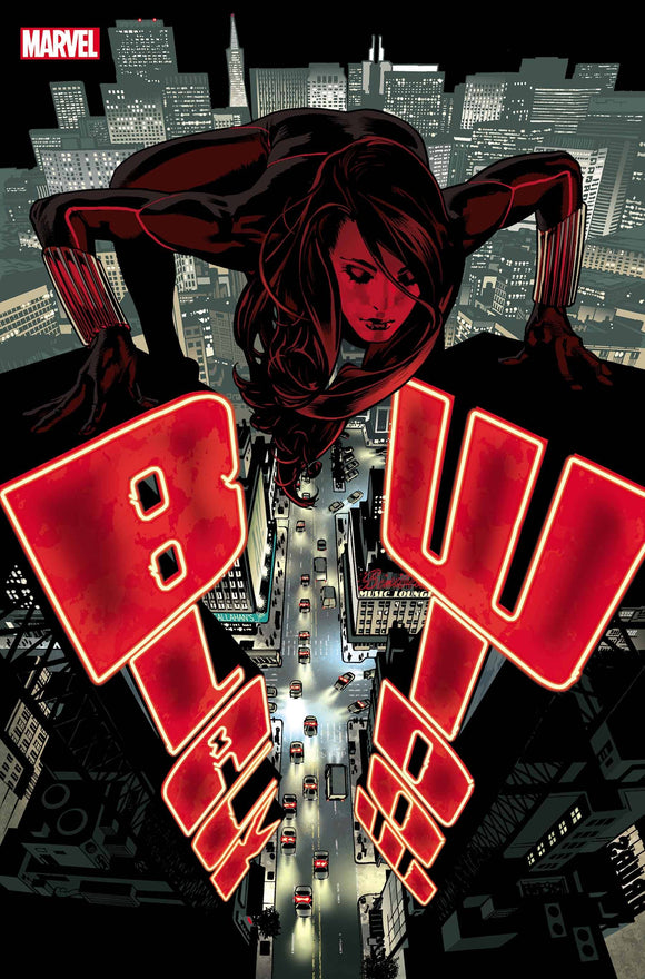 BLACK WIDOW #5 - Black Cape Comics