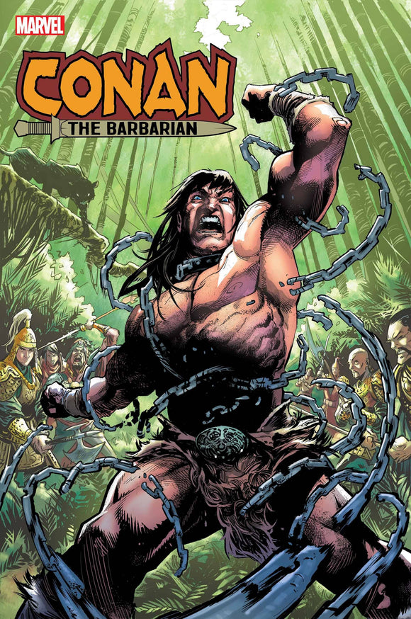 CONAN THE BARBARIAN #19 - Black Cape Comics
