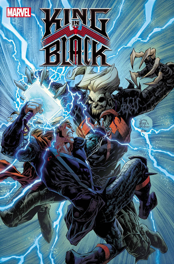 KING IN BLACK #3 (OF 5) - Black Cape Comics