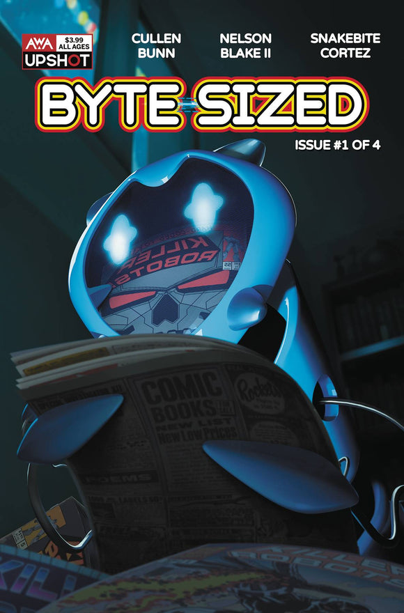 BYTE SIZED #2 - Black Cape Comics