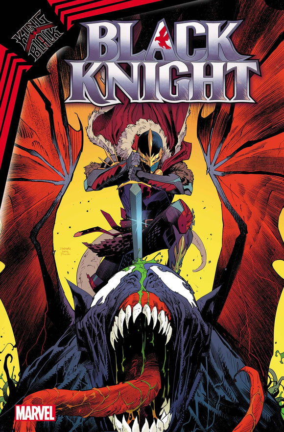 KING IN BLACK BLACK KNIGHT #1 - Black Cape Comics