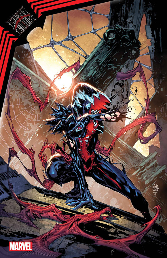 KING IN BLACK GWENOM VS CARNAGE #1 (OF 3) - Black Cape Comics