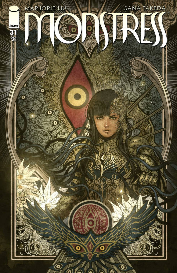 MONSTRESS #31 (MR) - Black Cape Comics