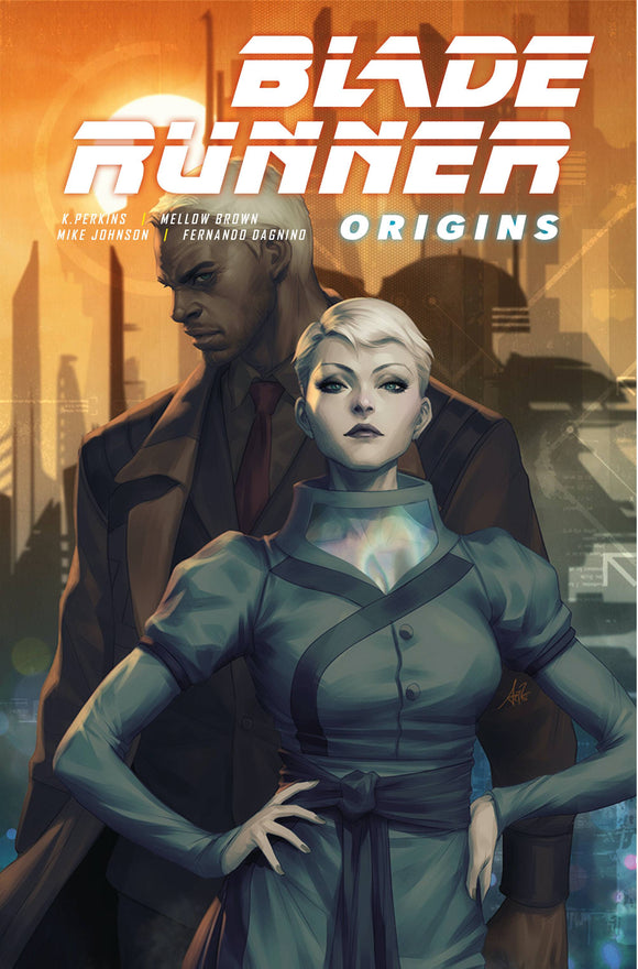 BLADE RUNNER ORIGINS #1 CVR A ARTGERM - Black Cape Comics