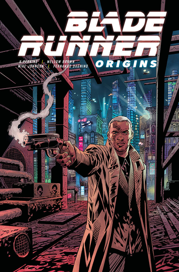 BLADE RUNNER ORIGINS #1 CVR E KOWALSKI - Black Cape Comics