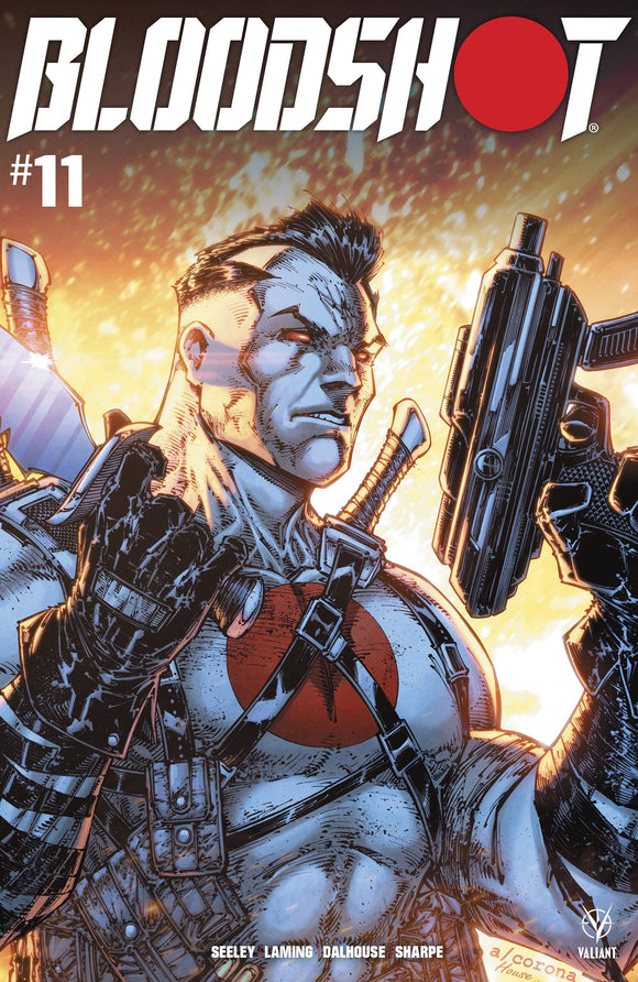 BLOODSHOT (2019) #11 CVR A CORONA - Black Cape Comics