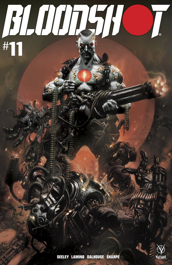 BLOODSHOT (2019) #11 CVR B MANCO - Black Cape Comics