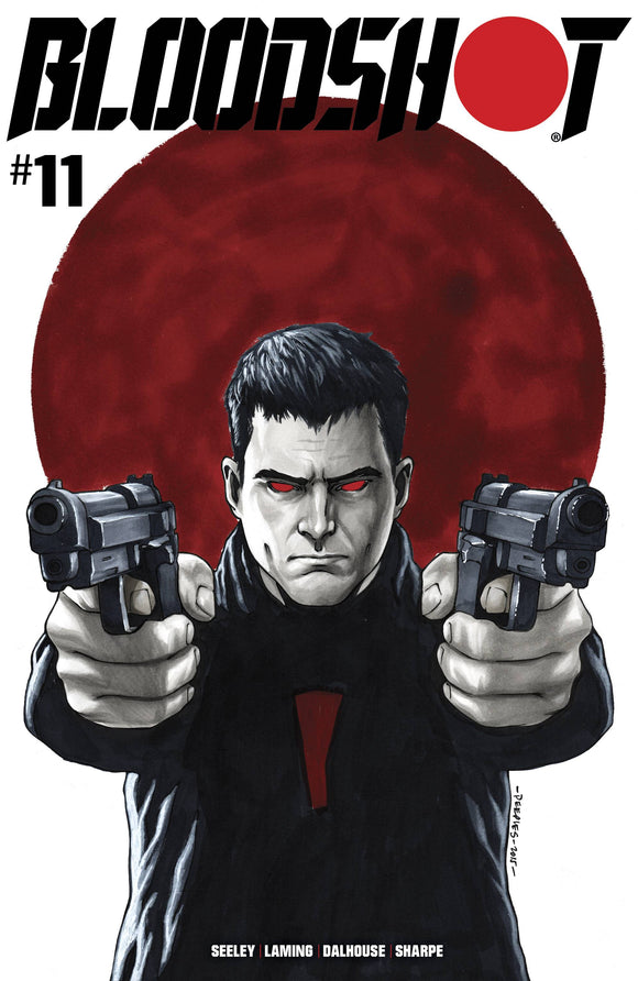BLOODSHOT (2019) #11 CVR D PRE-ORDER BUNDLE ED - Black Cape Comics