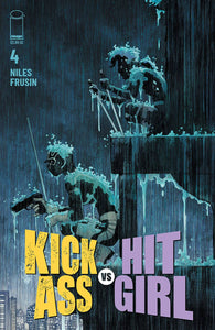 KICK-ASS VS HIT-GIRL #4 (OF 5) CVR A ROMITA JR (MR) - Black Cape Comics