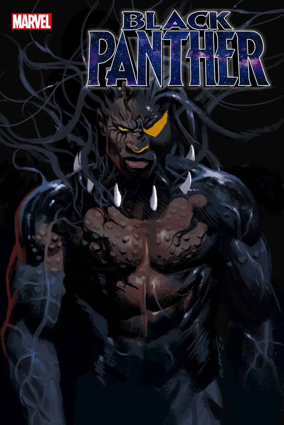BLACK PANTHER #23 FINCH VAR - Black Cape Comics