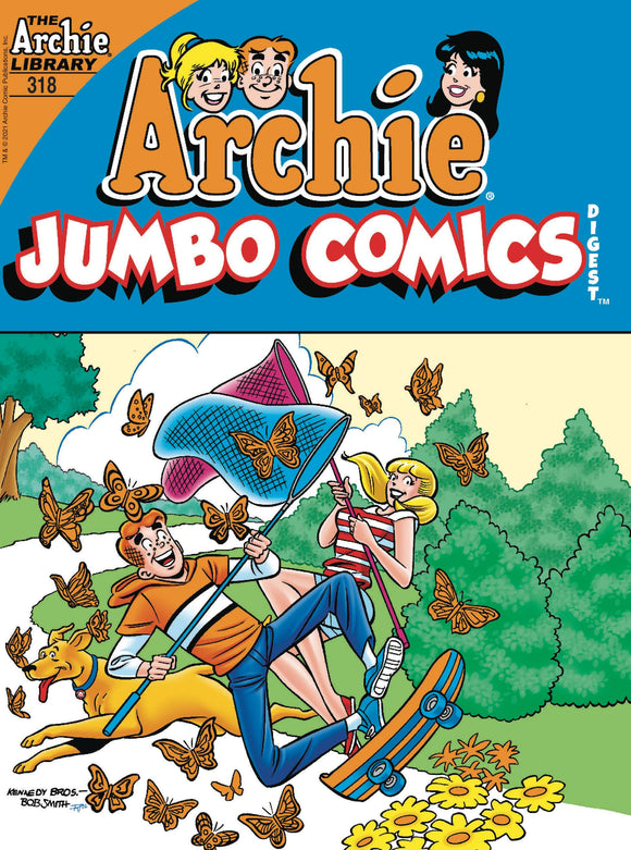 ARCHIE JUMBO COMICS DIGEST #318 - Black Cape Comics