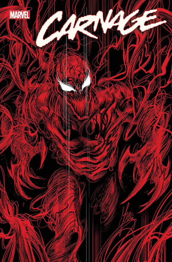 CARNAGE BLACK WHITE AND BLOOD #2 (OF 4) - Black Cape Comics