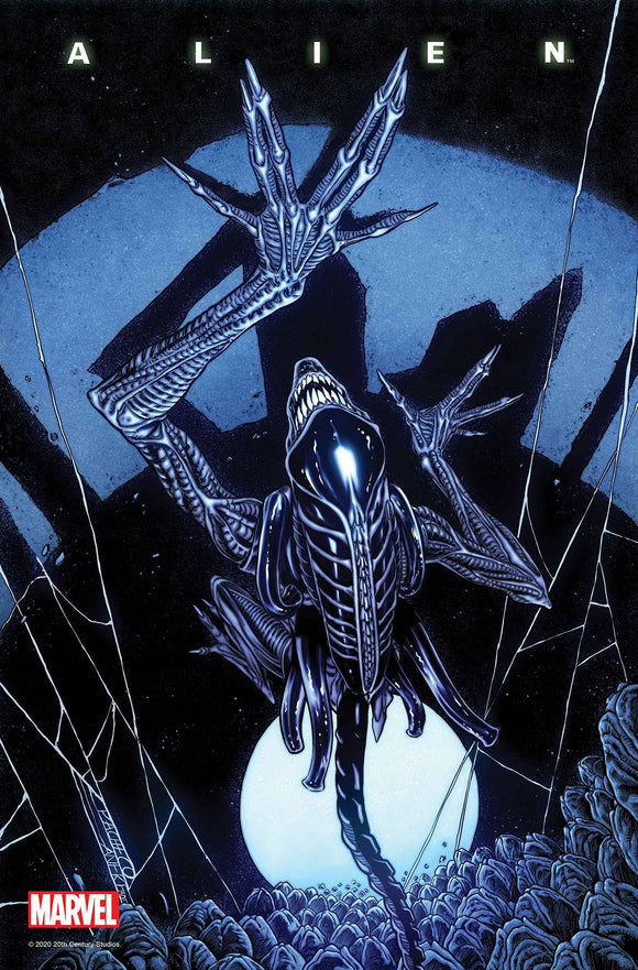 ALIEN #2 PACHECO VAR - Black Cape Comics