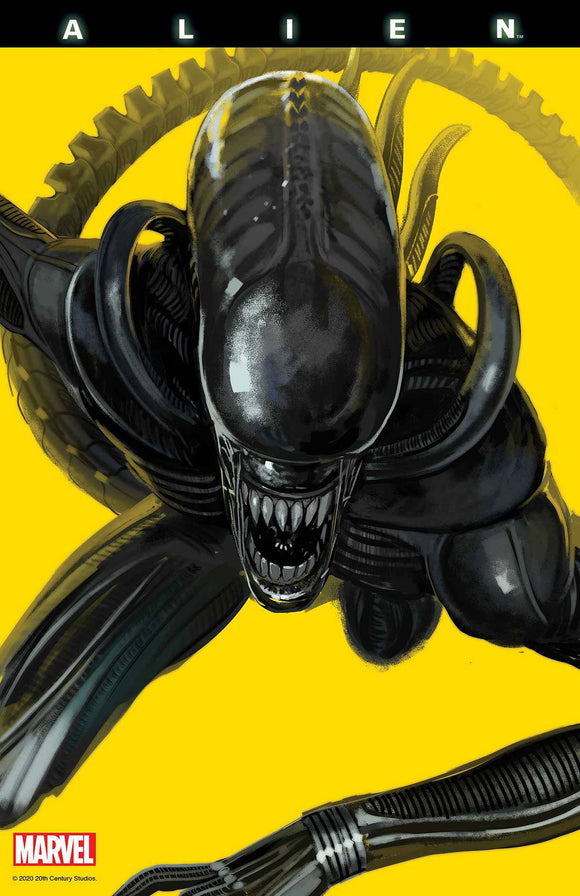ALIEN #2 HANS VAR - Black Cape Comics