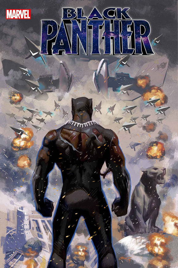 BLACK PANTHER #25 REBORN VAR - Black Cape Comics