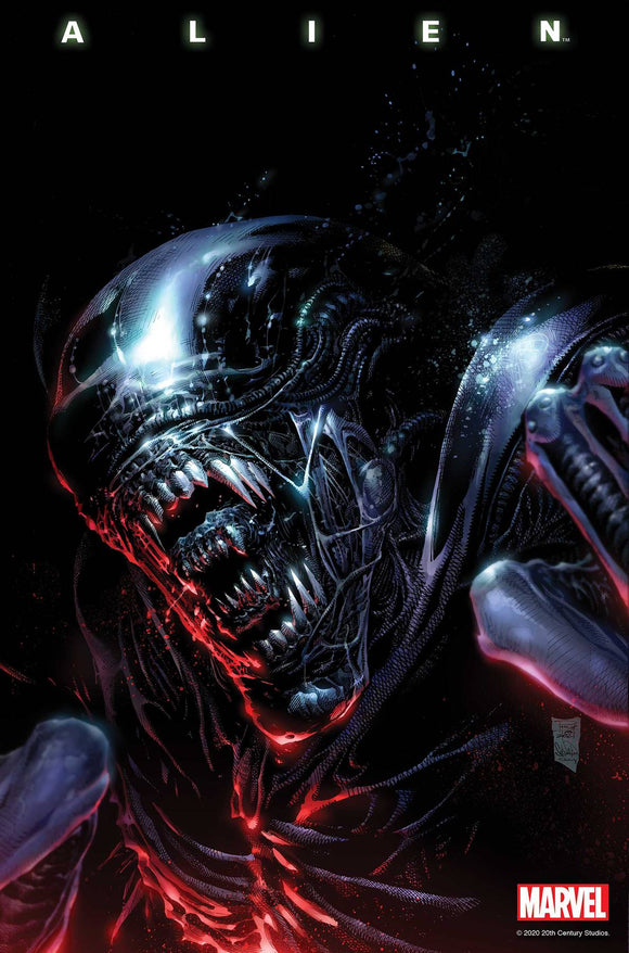 ALIEN #3 TAN VAR - Black Cape Comics