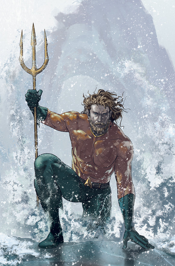 AQUAMAN #66 CVR B DIMA IVANOV VAR (ENDLESS WINTER)