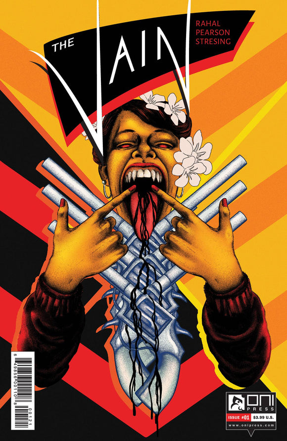 VAIN #1 CVR B - ONI PRESS INC. - Black Cape Comic