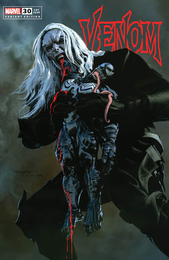 Venom #30 Black Cape Comics Exclusive