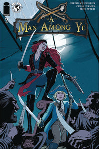 A MAN AMONG YE #2 - IMAGE COMICS - Black Cape Comics