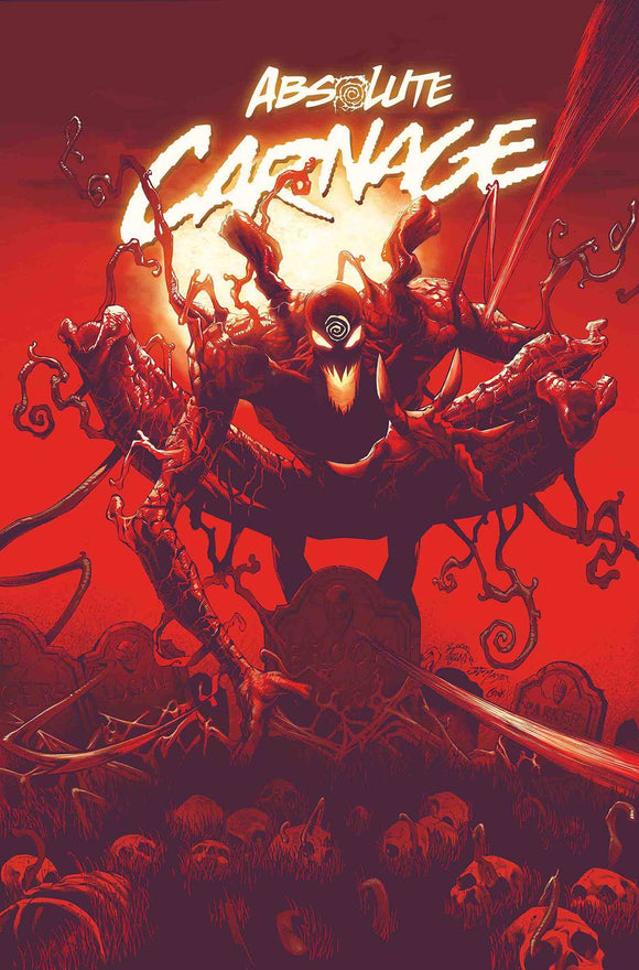 ABSOLUTE CARNAGE #1 (OF 5) AC - MARVEL COMICS - Black Cape Comics