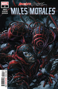 ABSOLUTE CARNAGE MILES MORALES #2 (OF 3) AC - MARVEL COMICS - Black Cape Comics