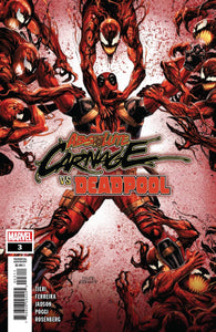 ABSOLUTE CARNAGE VS DEADPOOL #3 (OF 3) AC - MARVEL COMICS - Black Cape Comics