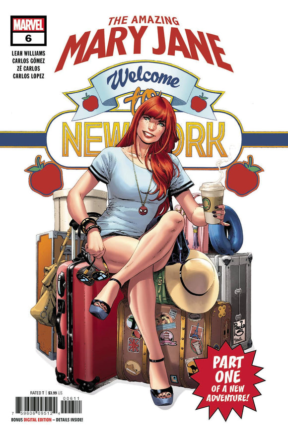 AMAZING MARY JANE #6 - MARVEL COMICS - Black Cape Comics