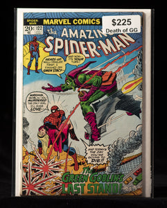 Amazing Spider-Man (1963) #122 - MARVEL COMICS - Black Cape Comics