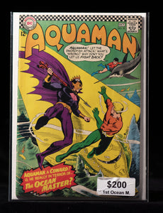 Aquaman #29 Volume 1 1966 - DC COMICS - Black Cape Comics