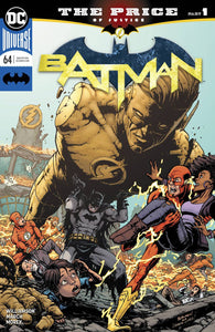BATMAN #64 THE PRICE - DC COMICS - Black Cape Comics