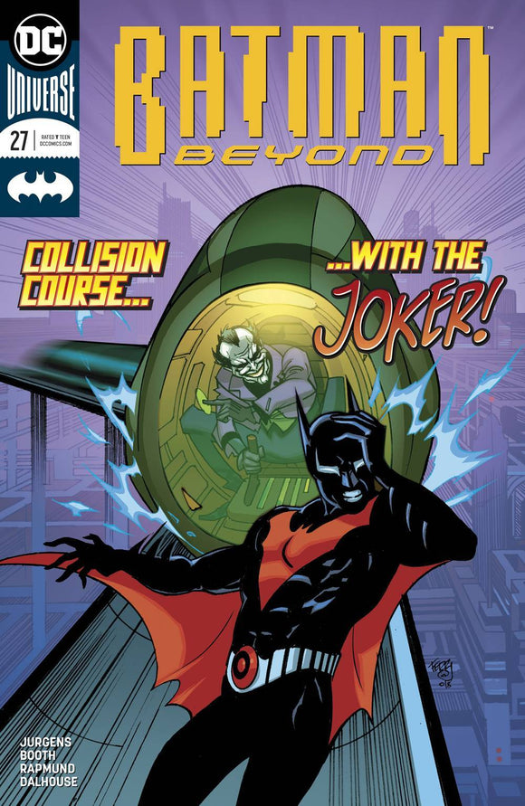BATMAN BEYOND #27 - DC COMICS - Black Cape Comics