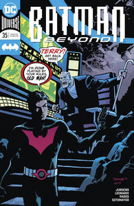 BATMAN BEYOND #35 - DC COMICS - Black Cape Comics
